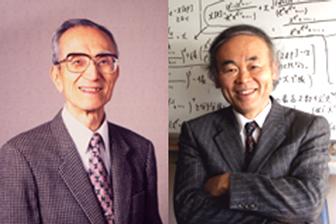 石井勲先生、藤原正彦先生